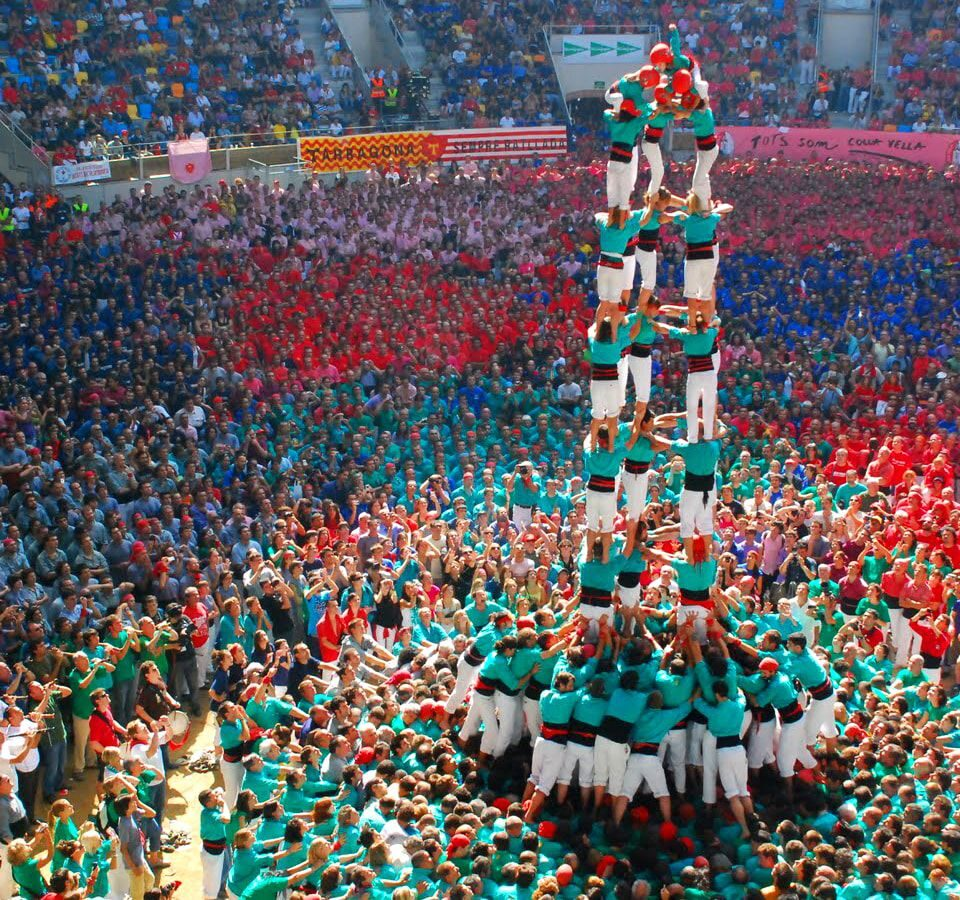 Castells & castellers: a katalán embertornyok fővárosában jártunk